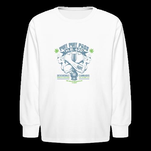 HR 420 - Kids' Long Sleeve T-Shirt