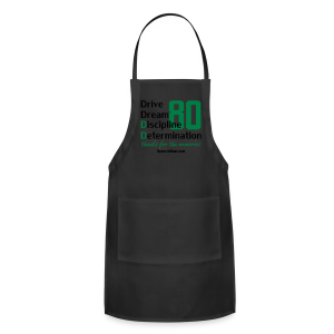 DD #80 Tribute - Adjustable Apron