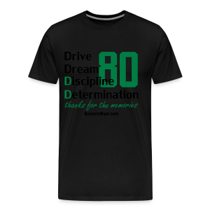 DD #80 Tribute - Men's Premium T-Shirt
