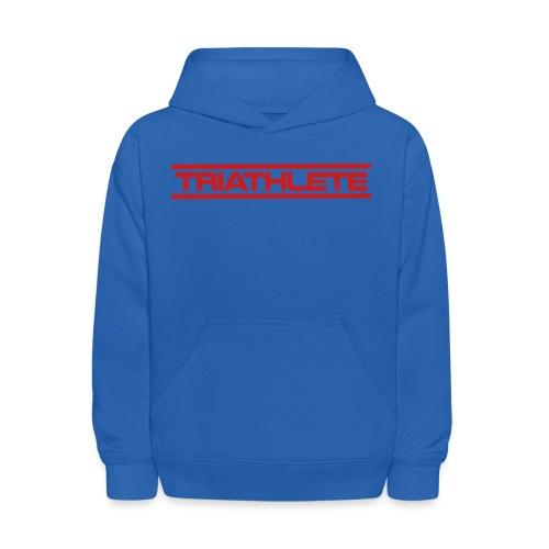Triathlete t-shirt - Kids' Hoodie