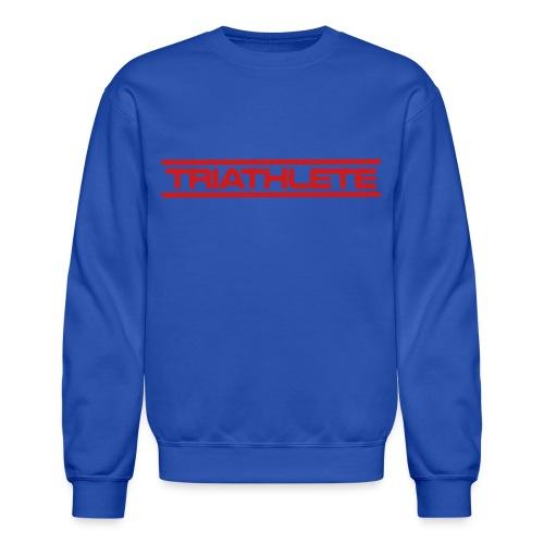 Triathlete t-shirt - Crewneck Sweatshirt