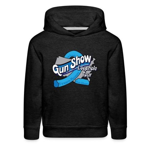 Gun Show Loophole Tour 2018 - Kids' Premium Hoodie