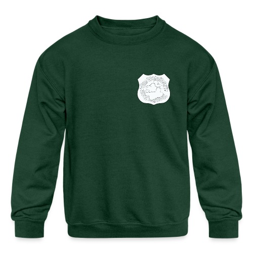 Gun Show Loophole Tour 2017 - Kids' Crewneck Sweatshirt