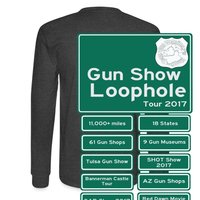 Gun Show Loophole Tour 2017