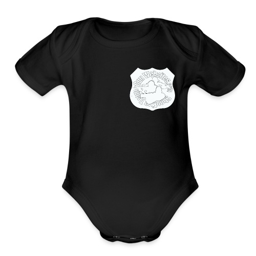 Gun Show Loophole Tour 2017 - Organic Short Sleeve Baby Bodysuit