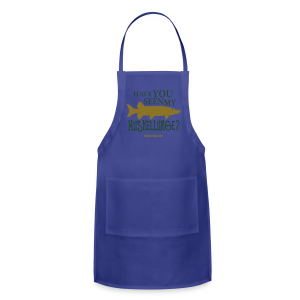 Muskellunge - Glow in the Dark - Adjustable Apron