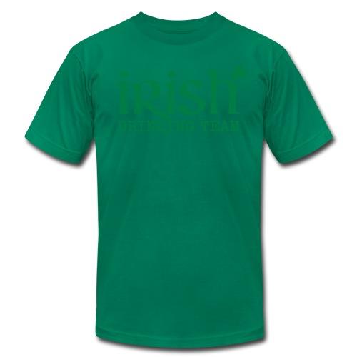 Irish Drinking Team - Men's  Jersey T-Shirt