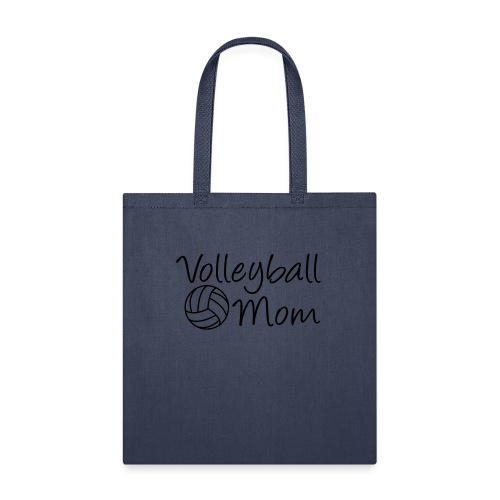 Volleyball Mom match day t-shirt - Tote Bag