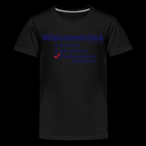 Professional Drinkers - Kids' Premium T-Shirt