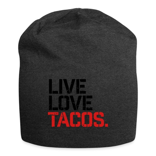 Live Love Tacos - Jersey Beanie