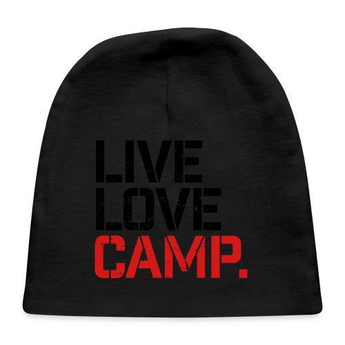 Live Love Camp - Baby Cap