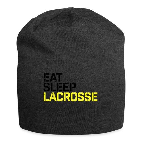 Eat Sleep Lacrosse - Jersey Beanie