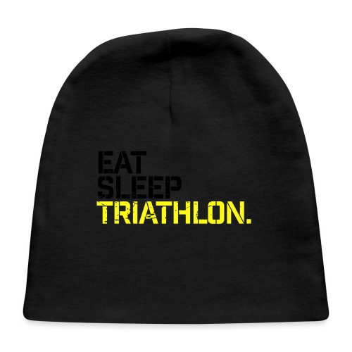 Eat Sleep Triathlon - Baby Cap