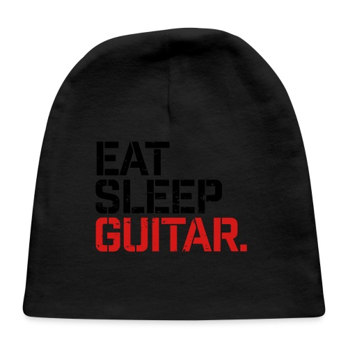 Eat Sleep Guitar - Baby Cap