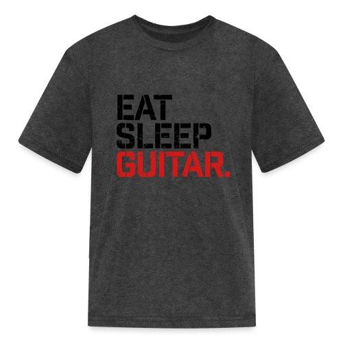 Eat Sleep Guitar - Kids' T-Shirt