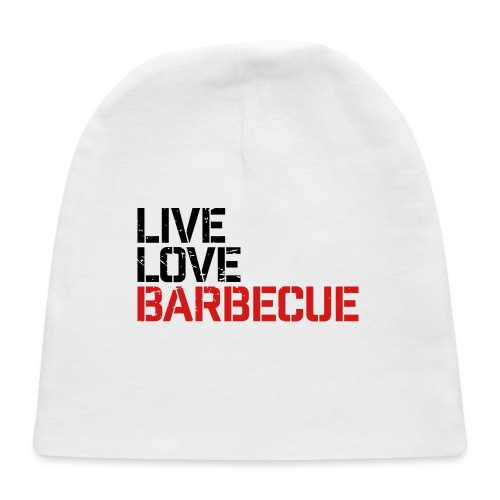 Live Love Barbecue - Baby Cap