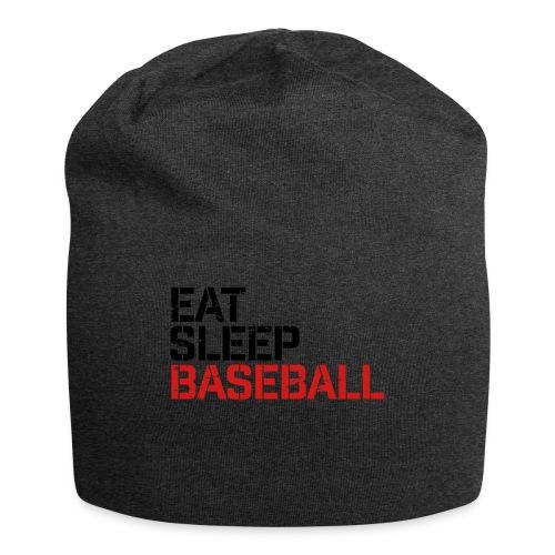 Eat Sleep Baseball - Jersey Beanie