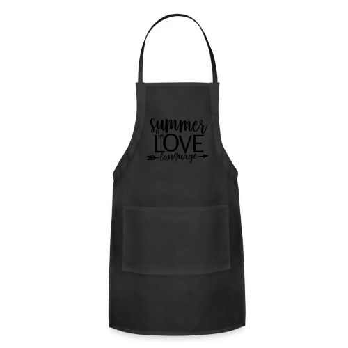 Summer Is My Love Language - Adjustable Apron