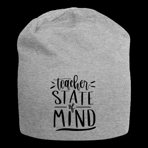 Teacher State of Mind - Jersey Beanie