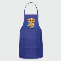 Orange Creamsicle: Fro-zen Ice Cream Treats - Adjustable Apron