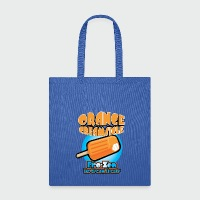 Orange Creamsicle: Fro-zen Ice Cream Treats - Tote Bag