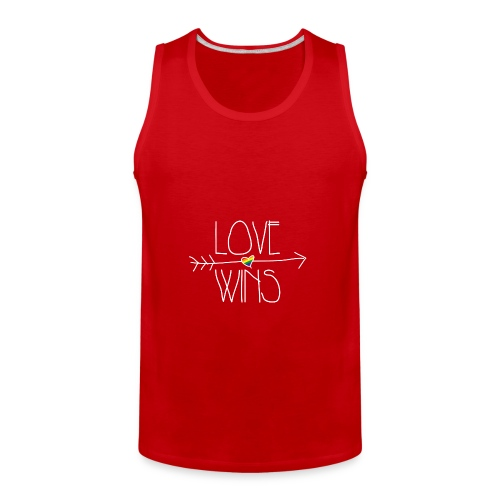 Love Wins - Men's Premium Tank
