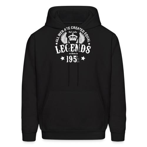 Legends are Born in 1951 - Men's Hoodie