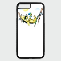 Banana Hammock - iPhone 7 Plus/8 Plus Rubber Case