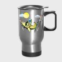 Banana Hammock - Travel Mug