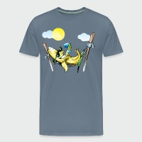 Banana Hammock - Men's Premium T-Shirt