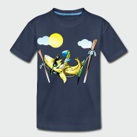 Banana Hammock - Toddler Premium T-Shirt