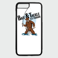 Bait & Tackle Fly Fishing - iPhone 7 Plus/8 Plus Rubber Case