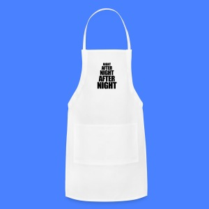 Night After Night After Night Accessories - Adjustable Apron