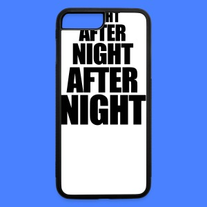 Night After Night After Night Accessories - iPhone 7 Plus/8 Plus Rubber Case