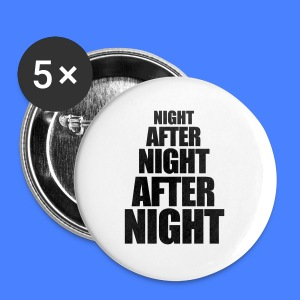 Night After Night After Night Accessories - Small Buttons