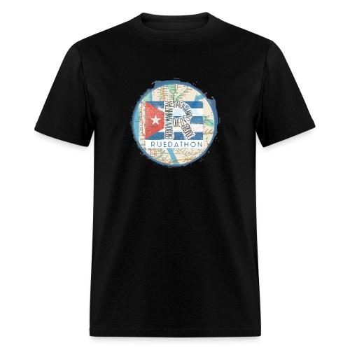 2019 Ruedathon Tee Shirt Design - Men's T-Shirt