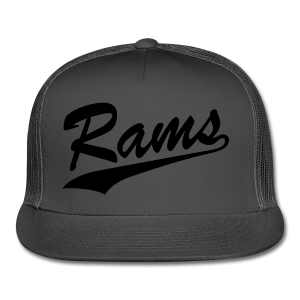 Rams - Mens - Trucker Cap