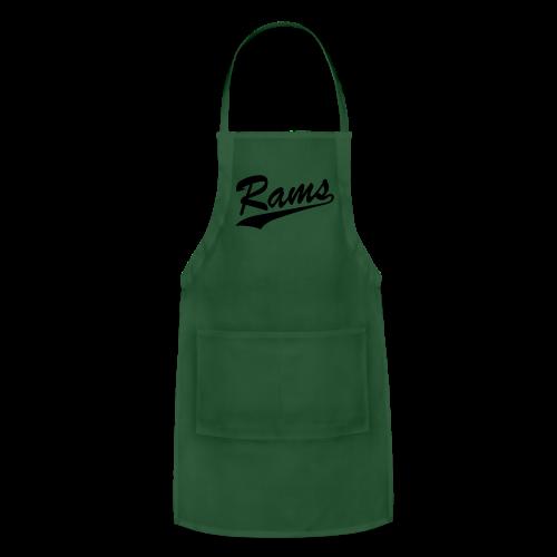 Rams - Mens - Adjustable Apron