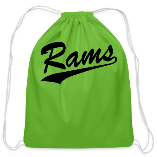 Rams - Mens - Cotton Drawstring Bag