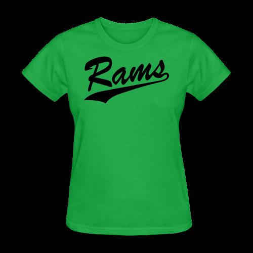 Rams - Mens - Women's T-Shirt