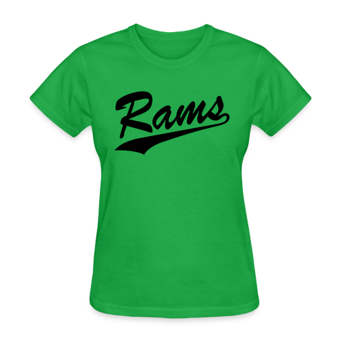 Rams - Mens - Women's T-Shirt
