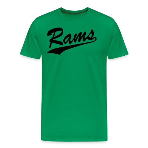 Rams - Mens - Men's Premium T-Shirt