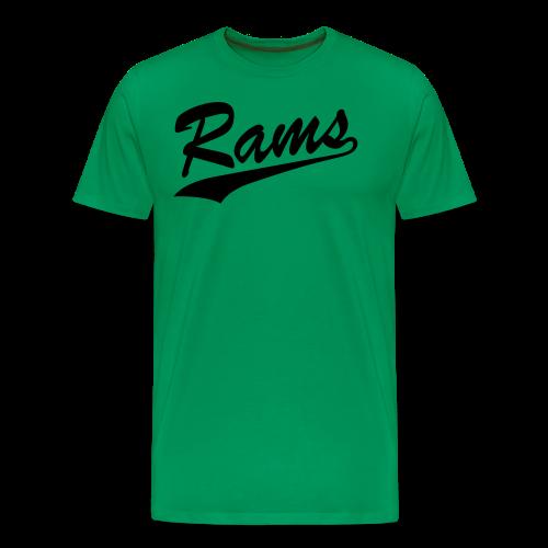 Rams - Mens - Men's Premium T-Shirt