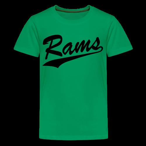 Rams - Mens - Kids' Premium T-Shirt