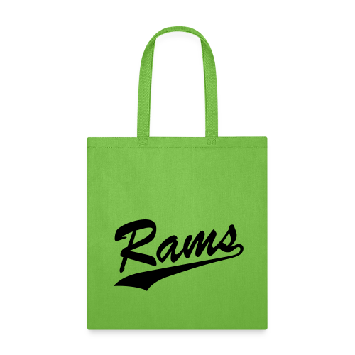 Rams - Mens - Tote Bag
