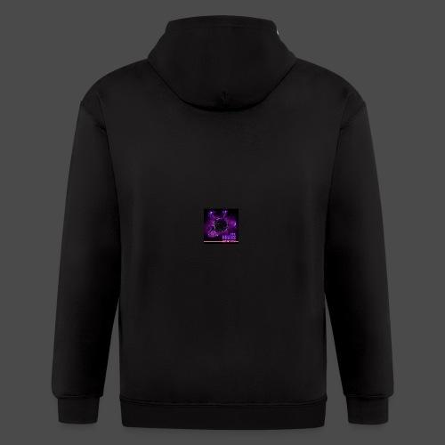 Official Electric Terror Mug (Purple) - Men's Zip Hoodie