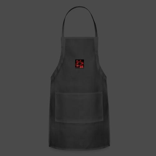 Official Electric Terror Mug (Red) - Adjustable Apron