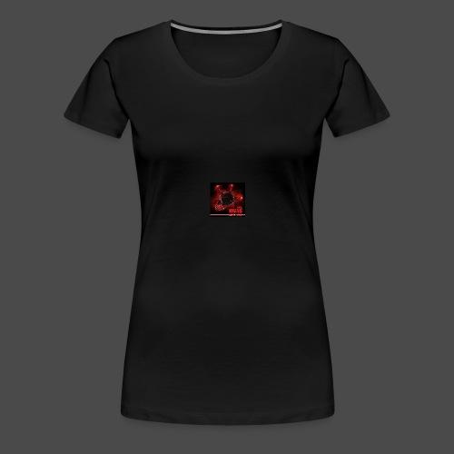 Official Electric Terror Mug (Red) - Women's Premium T-Shirt