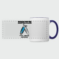 Toledo Jack Knives - Panoramic Mug
