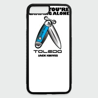 Toledo Jack Knives - iPhone 7 Plus/8 Plus Rubber Case